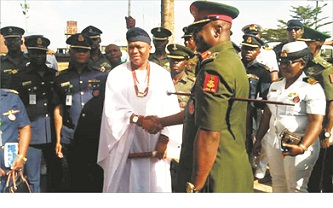 'Engage traditional rulers in curbing insecurity'