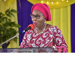 Mrs. Akeredolu tasks women on hygiene