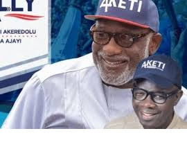 Ose leaders pledge support for Akeredolu's 2nd term
