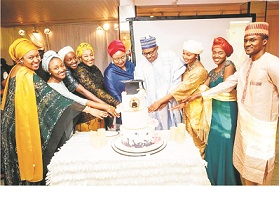 Buhari @ 77, celebrating examplary service