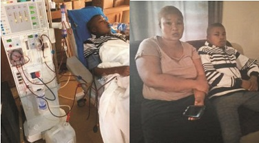 My ailing son must not die, woman pleads