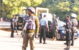 Akoko banks shut over robbery scare