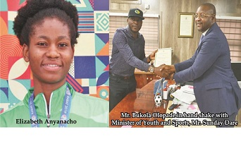 Tokyo 2020 Marketing Right: Sports Ministry signs MoU with Nilayo