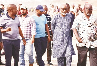 Buhari commissions Ore Flyover Tuesday