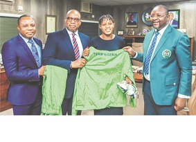 Adekuoroye: Ministry, Halogen Company Sign MoU
