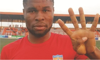 Israel Abia ineligible to face Sunshine Stars