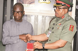ODSG pledges support for Army's recruitment exercise