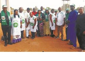 NFSC inaugurates Nasarawa chapter's patrons, matrons