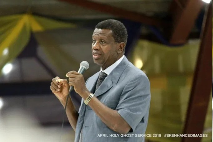 I 'll not rest until rapists are brought to justice  — Adeboye