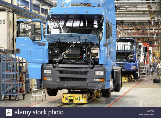 Trucks Assembly Plant begins operations in Ondo