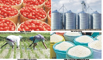 Expect shortage, rise in food prices -Experts
