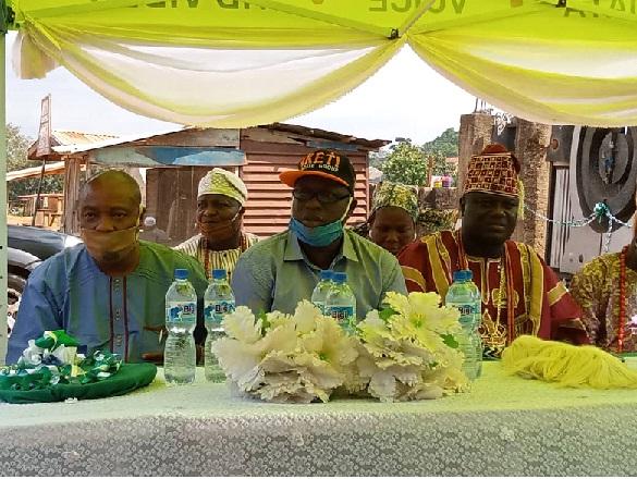 ODSG commissions Oduduwa market