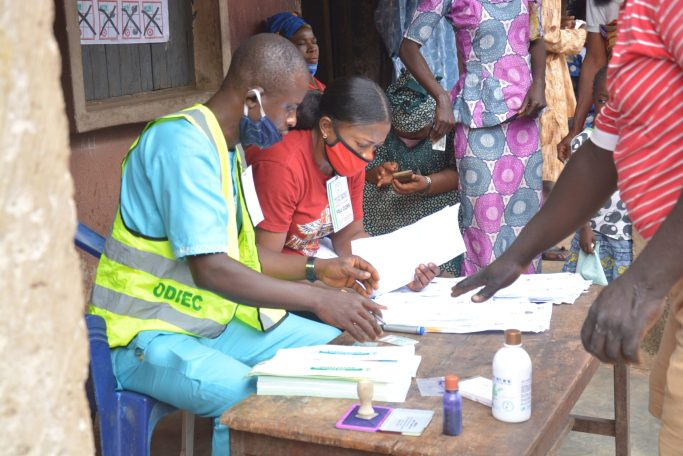 Council polls: Ale, Olawoye, others applaud exercise