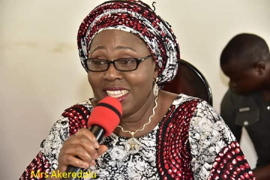 Crisis: Mrs Akeredolu suggests Tele-medicine for health practitioners