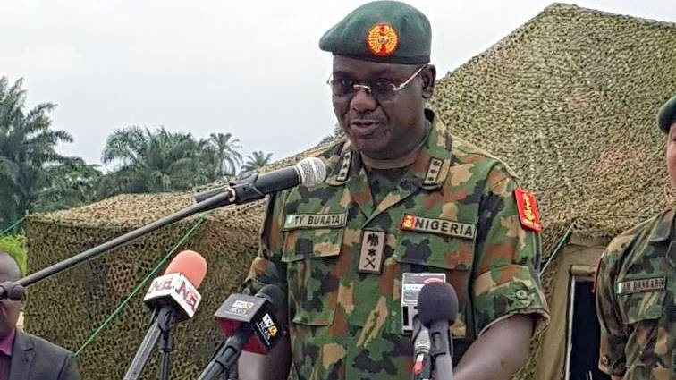 Nigerian Army set to combat insurgency