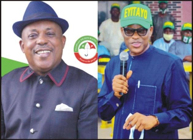Ondo PDP rally: Political rascality at its peak