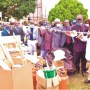 ODSG distributes science equipment to schools
