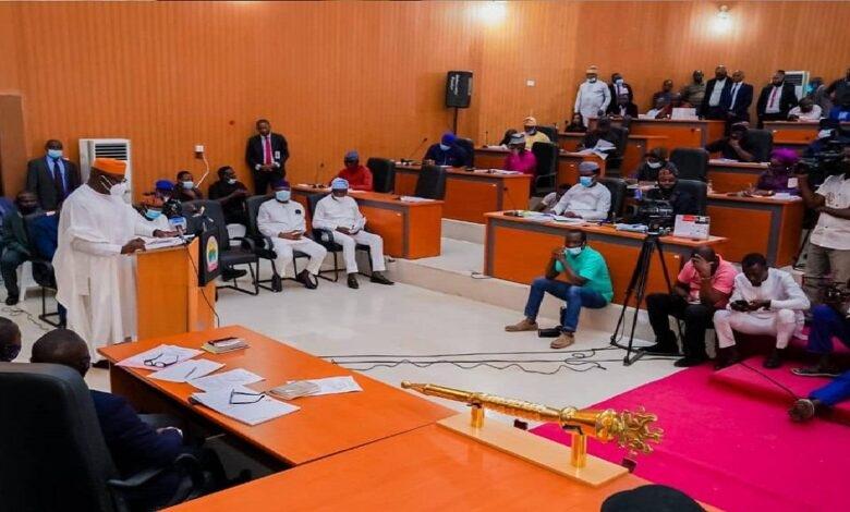 Ekiti Assembly  debunks irregular  sacking of workers