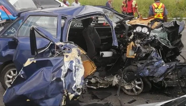 Two feared dead in Osun crash