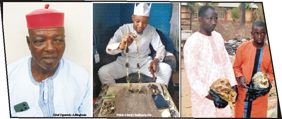 Wealth, power lure people  into  money rituals –  Ifa priest, clerics