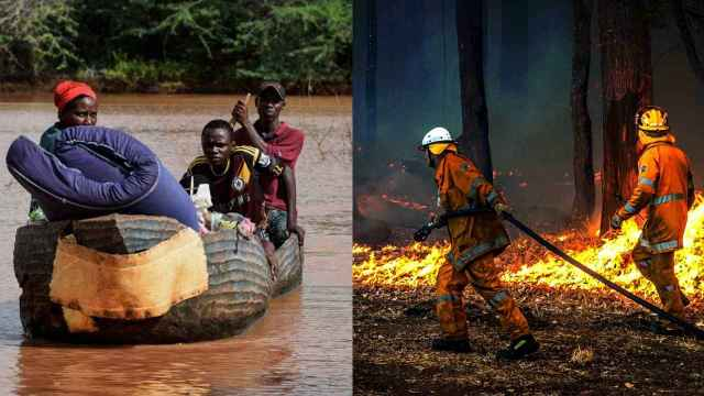 Know how Australian bushfires and East African flood is connected?