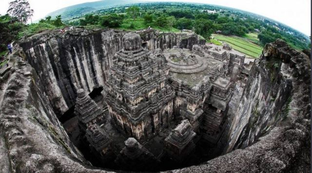 The Mysteries of The Ancient Kailasa Temple Still Ignites Curiosity