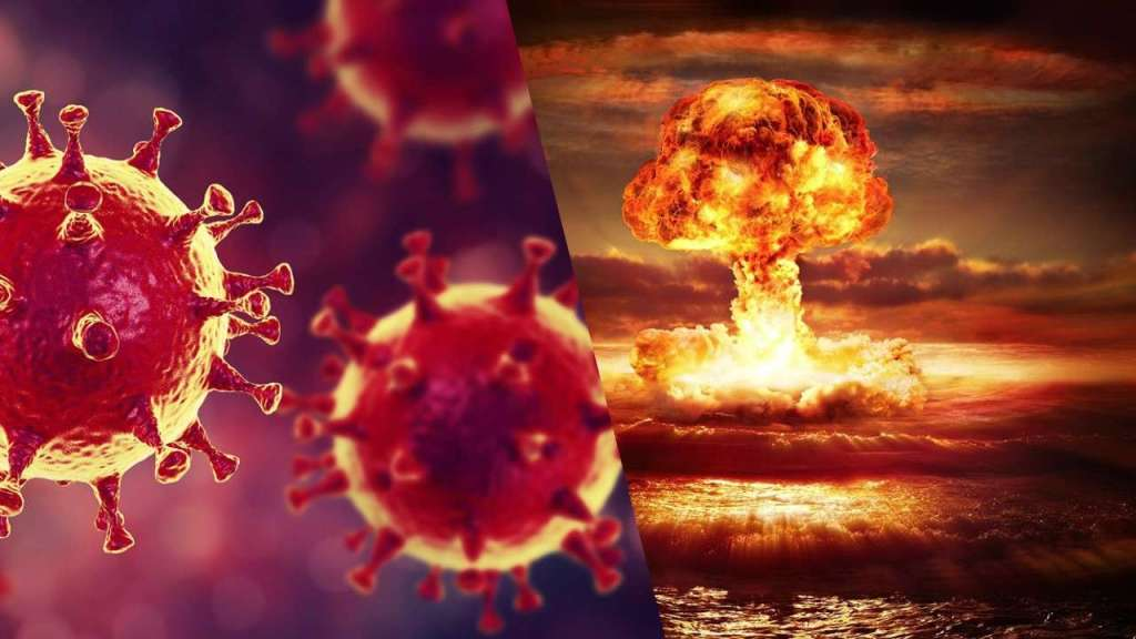 World War 3 won't destroy the Human race, a deadly virus will
