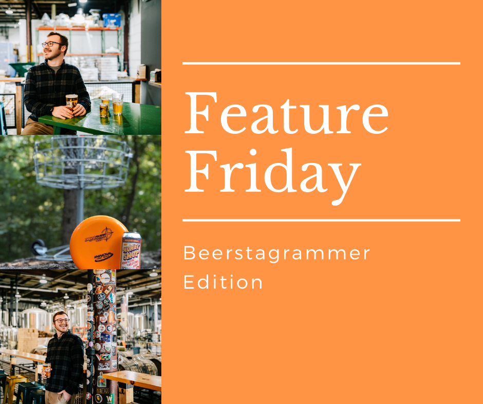 feature friday cam beer