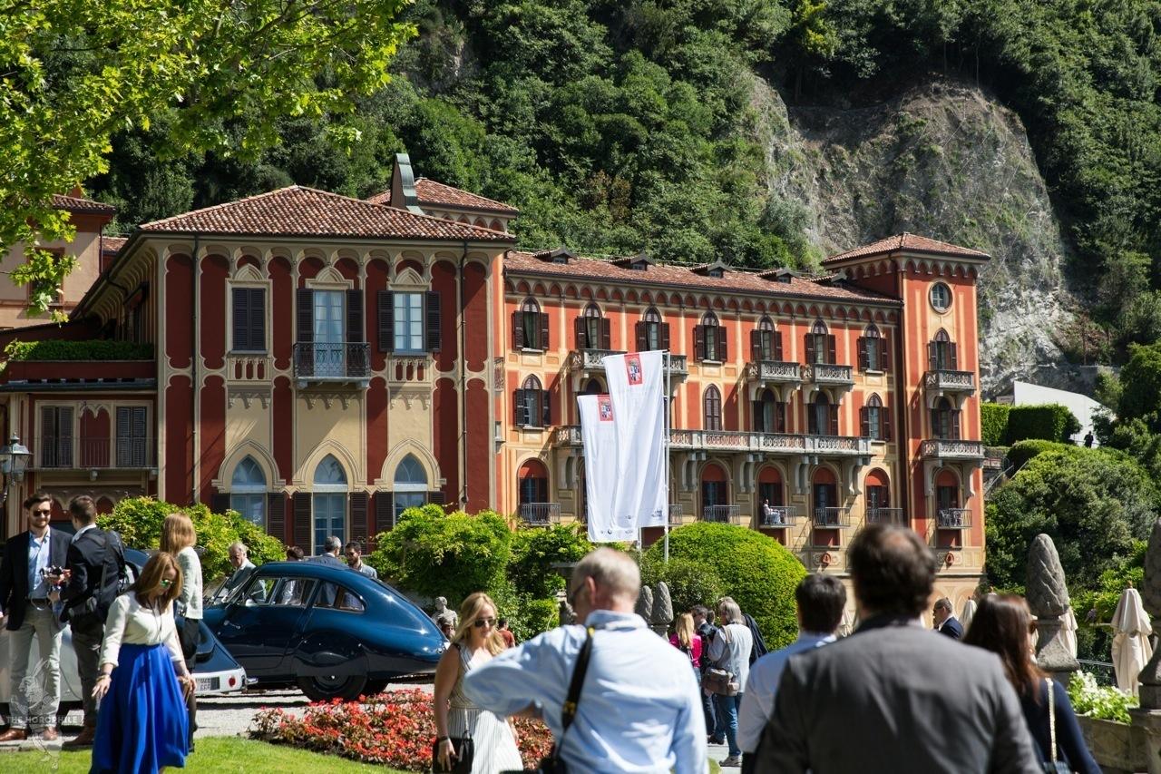 Concorso d'Eleganza Villa d'Este 2014