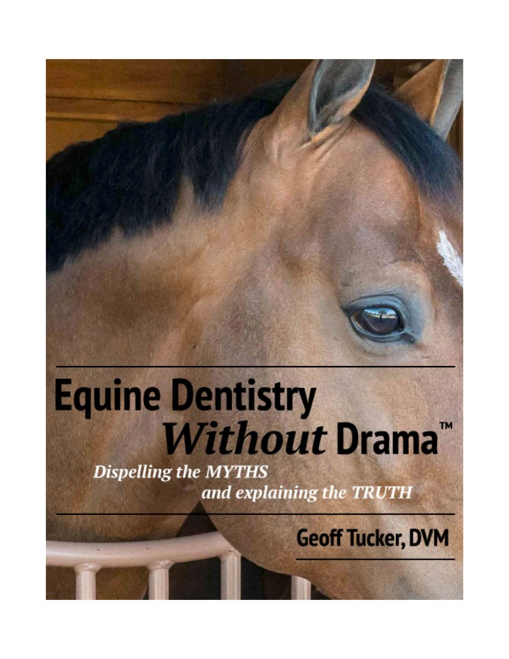 The Equine Dentistry Without Drama Booklet – The Horse's