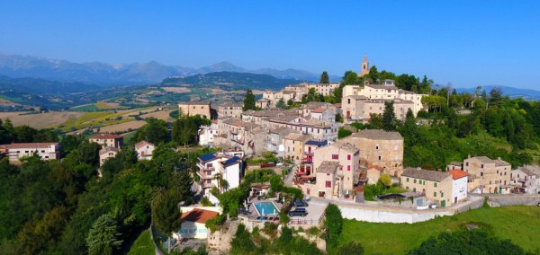 Palazzo Leone Le Marche Italy Discover Book The