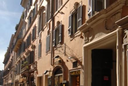 Residenza Frattina Rome Italy Discover Book The