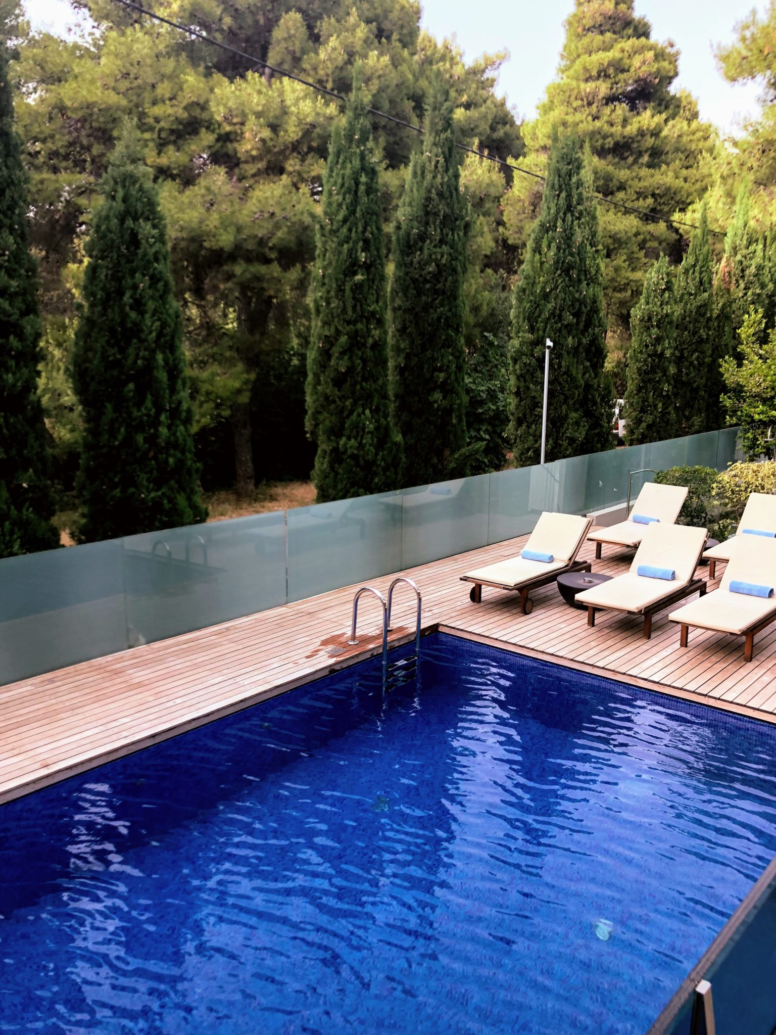 This Is The Most Instagram Worthy Hotel Pool In Athens The