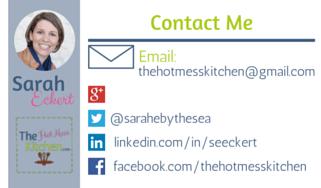 Sarah Eckert | Contact Us