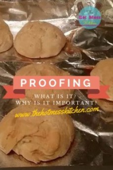 """The """"Proof"""" in Baking"""