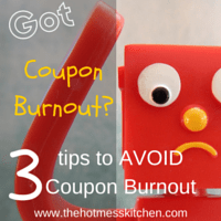 Coupon Burnout
