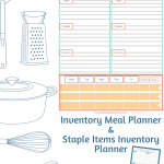 Staple Items Inventory Planner - thehotmesskitchen.com