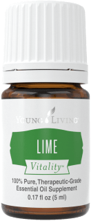 Lime Vitality Essential Oil - thehotmesskitchen.com