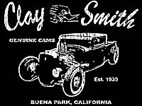 Hot Rod T Shirts >> Clay Smith Hot Rod T Shirt The Hot Rod Company