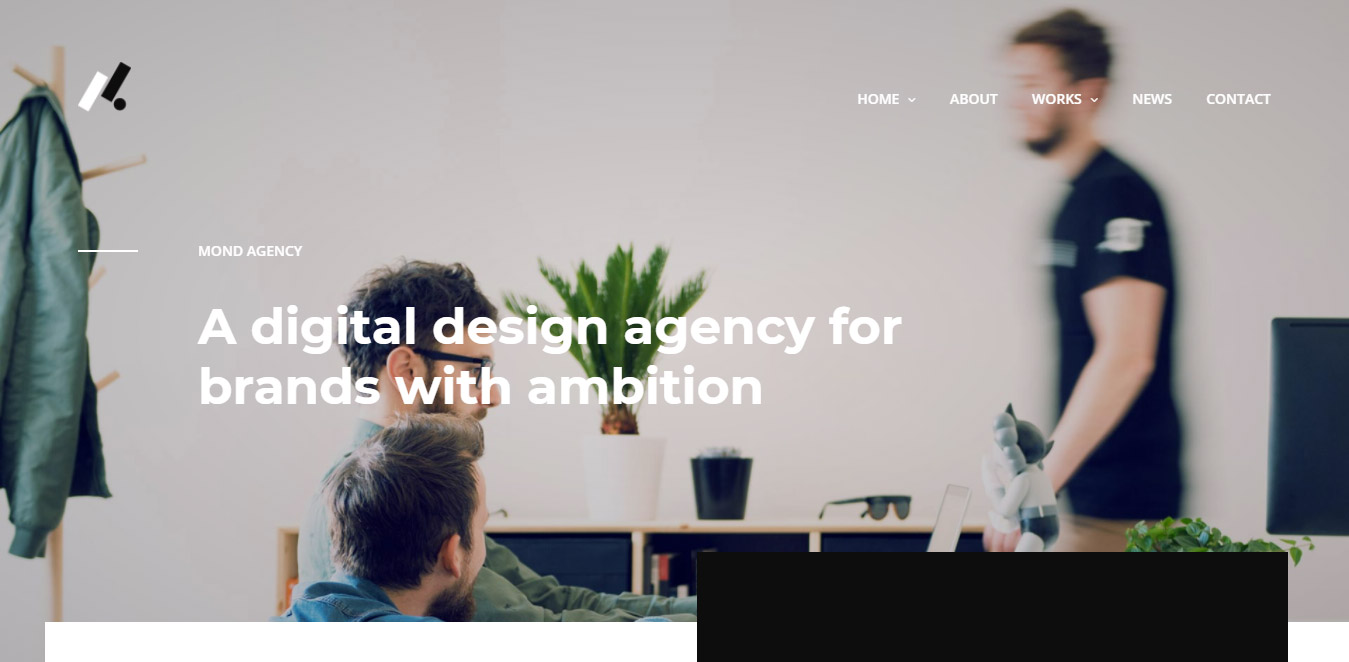 portfolio web design inspiration