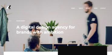 portfolio web design inspiration