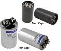Spa Pump Capacitors