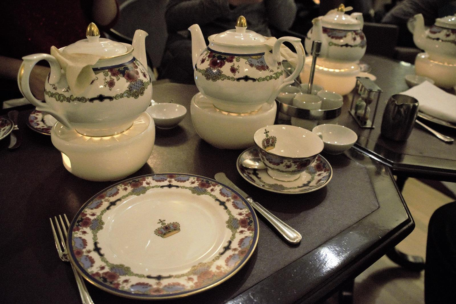 eats in victoria afternoon tea at the fairmont empress the