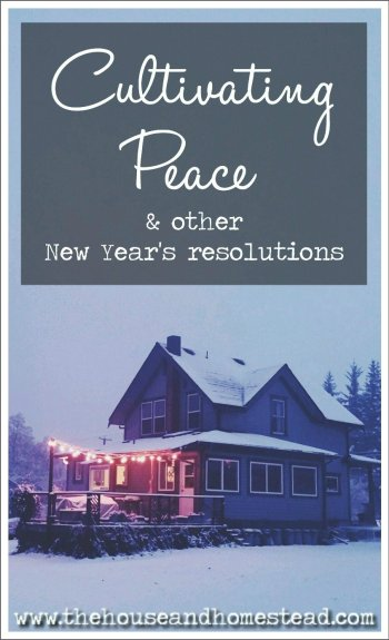 With the New Year comes a fresh start and a renewed chance to create the life you want. For me, 2018 is all about slowing down, self-care and cultivating peace in all areas of life.
