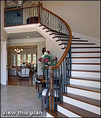 Custom Stair Designs | The House Designers
