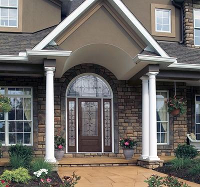 Exterior Entryways Designs