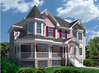 New England Inspired Home Designs The House Designers