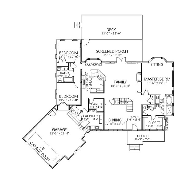 Name Our New House Plan and Win a $100 Home Depot® Gift