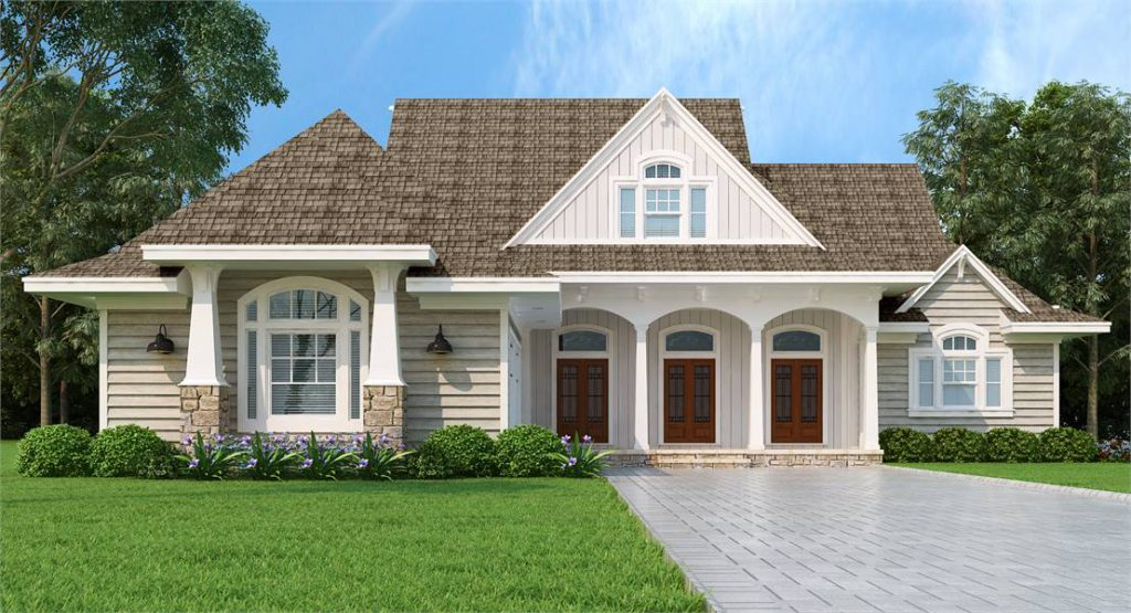 Simple 3 Bedroom House Plans The House Designers