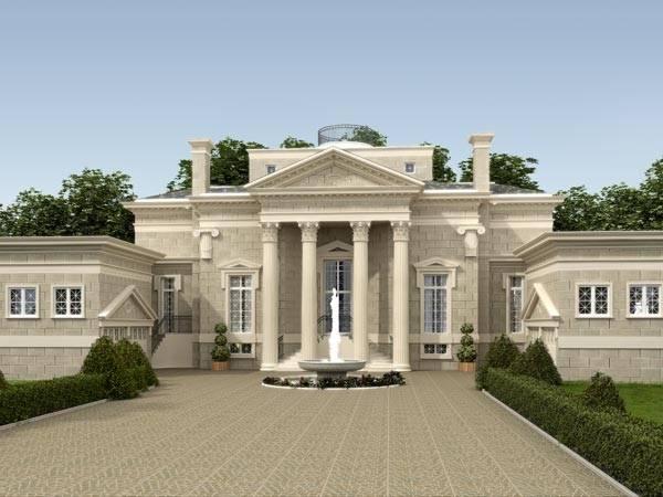 Villa Capri 6018 3 Bedrooms And 35 Baths The House Designers